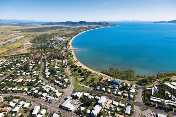BIG 4 Rowes Bay Beachfront Holiday Park - Townsville Tourism