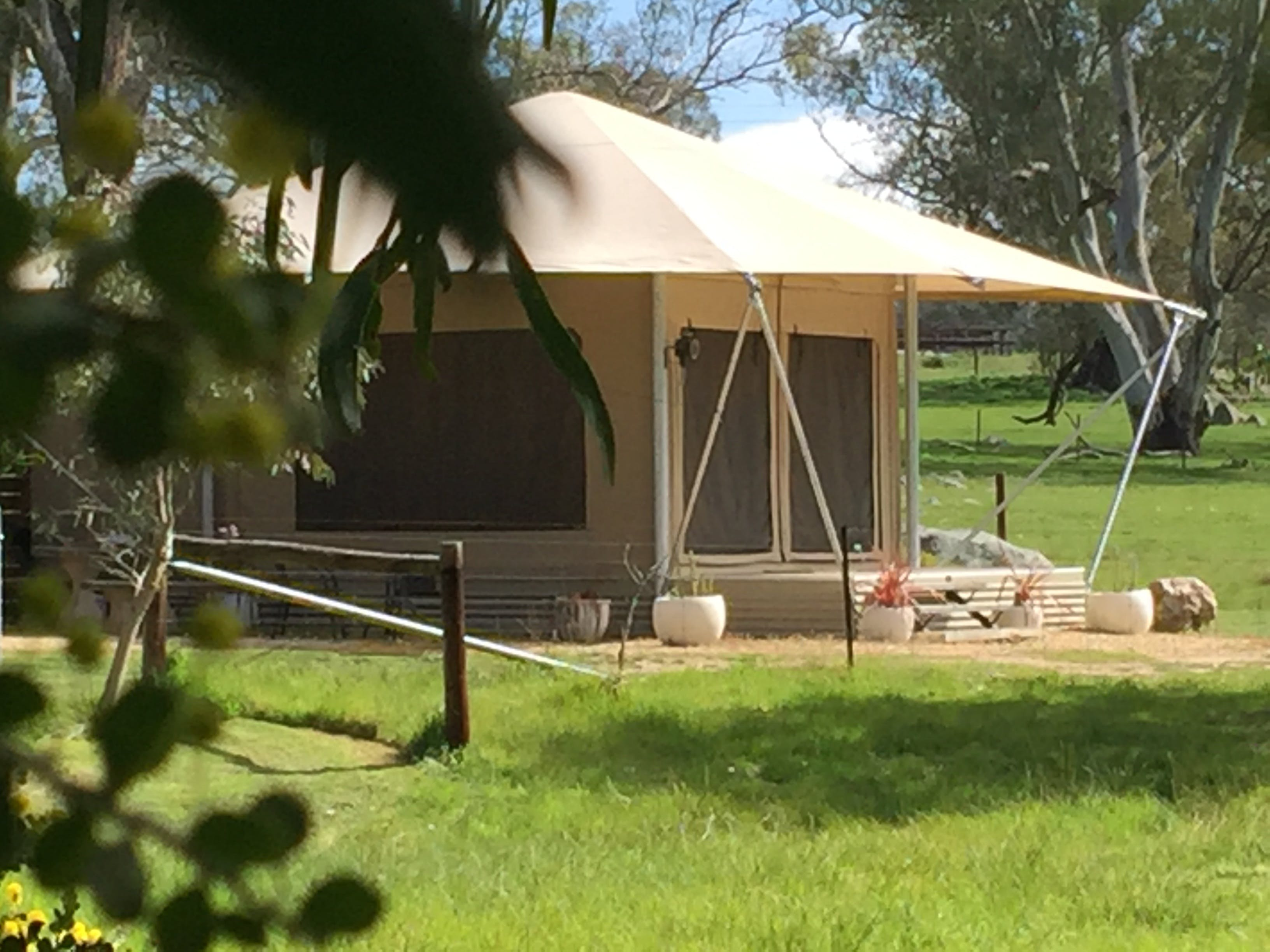 Boongarrie Luxury Tent - Townsville Tourism