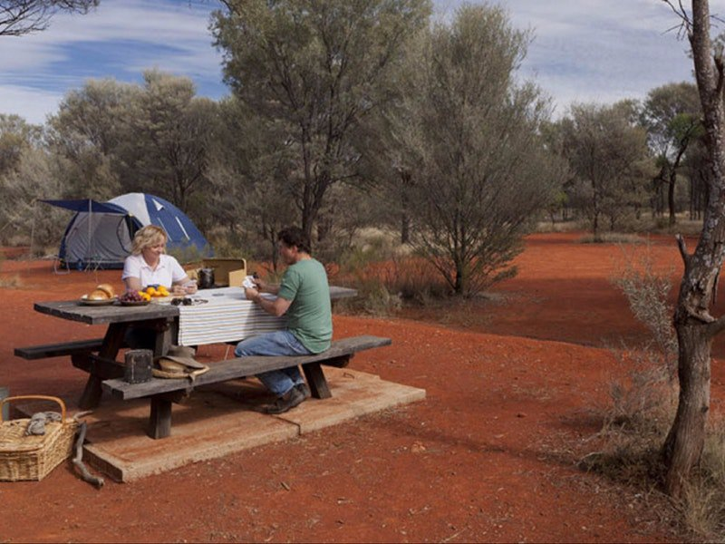 Dry Tank campground - Townsville Tourism