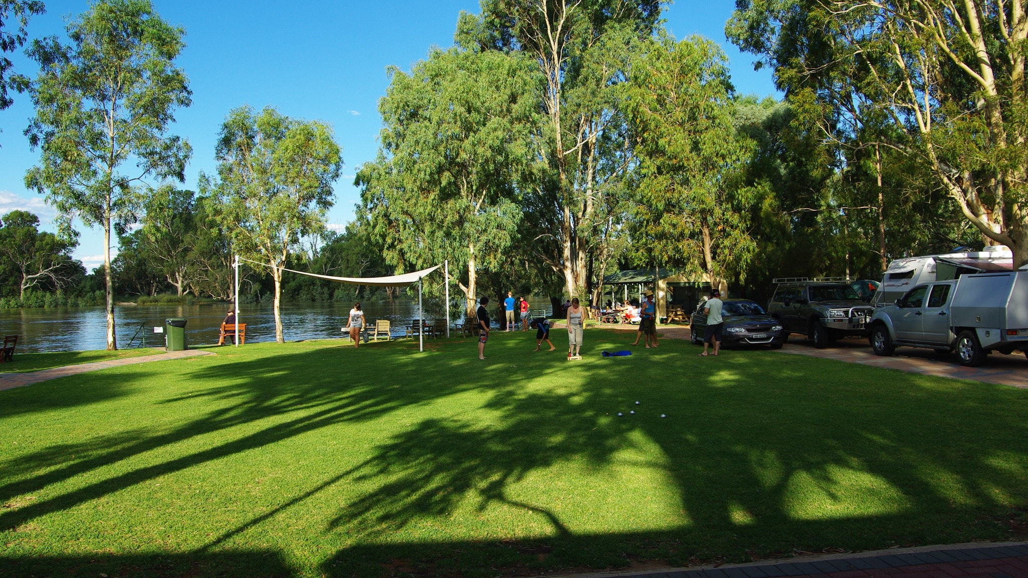 Big4 Blanchetown Riverside Holiday Park - Townsville Tourism