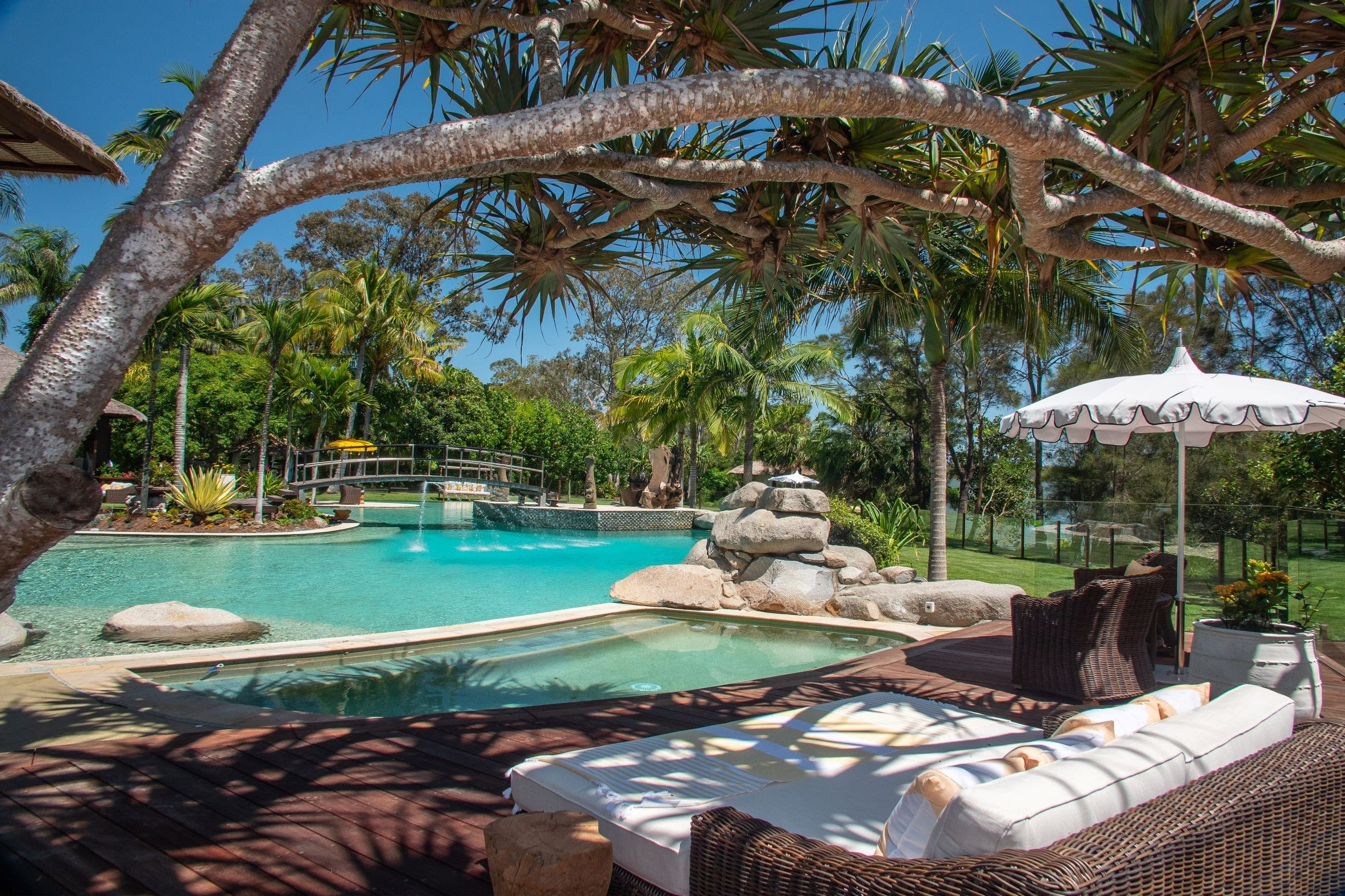 Makepeace Island - Sir Richard Branson's Australian Home - Townsville Tourism