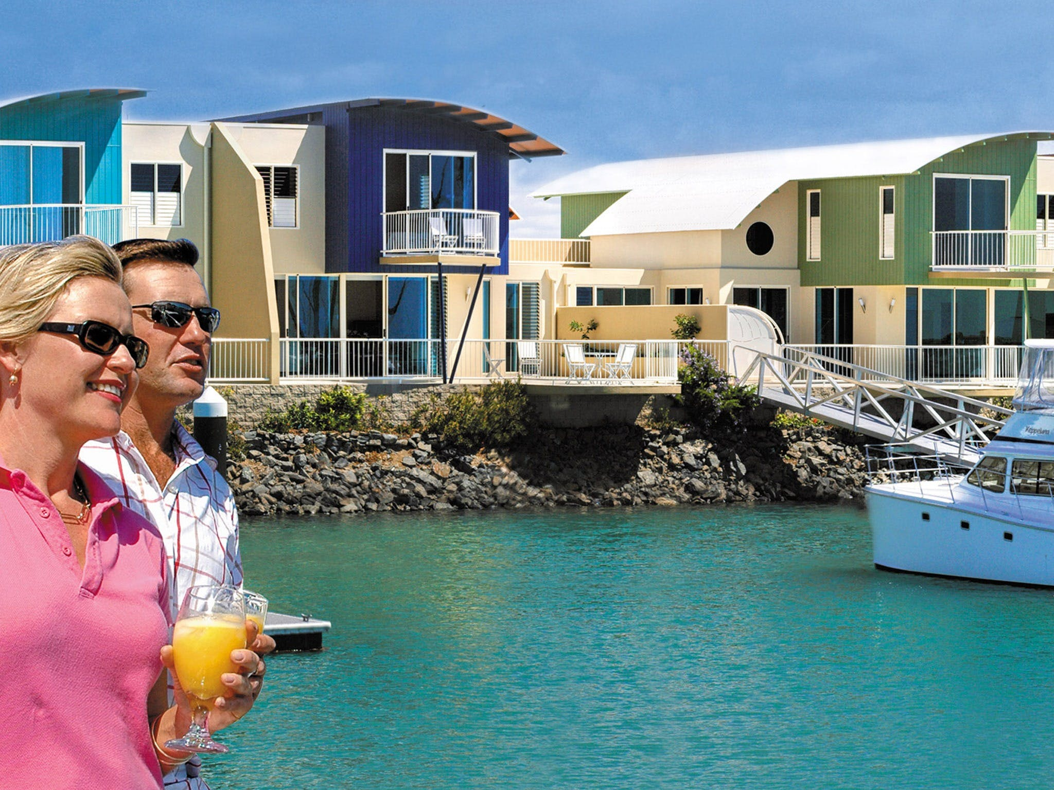 Absolute Waterfront Villa - Townsville Tourism