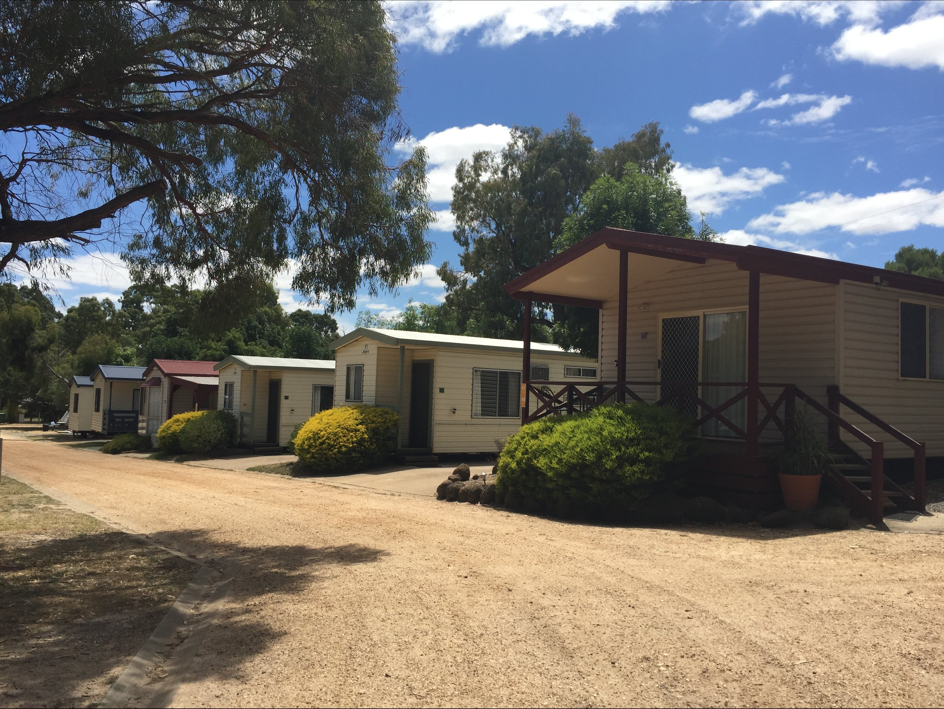 Acacia Caravan Park and Holiday Units - Townsville Tourism