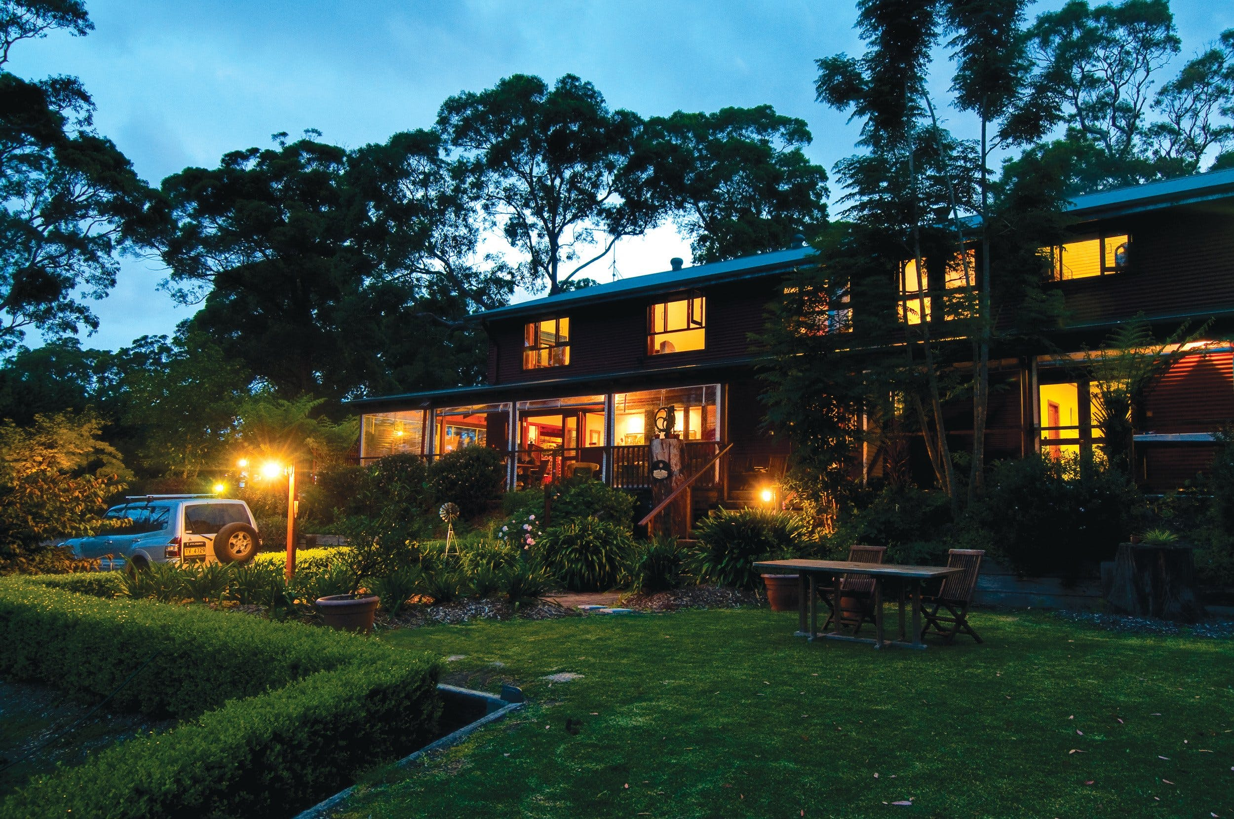 Bilpin Country Lodge - Townsville Tourism