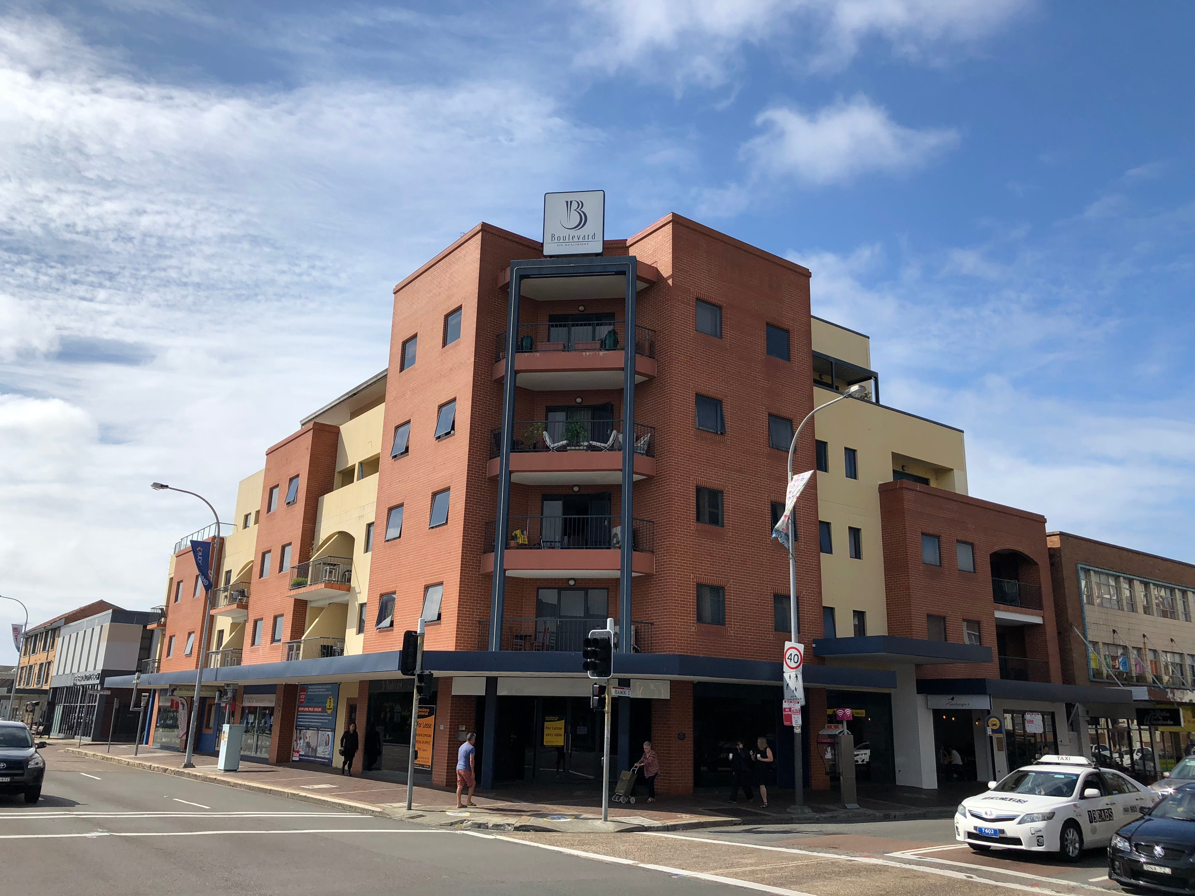 Boulevard on Beaumont apartment hotel - Townsville Tourism