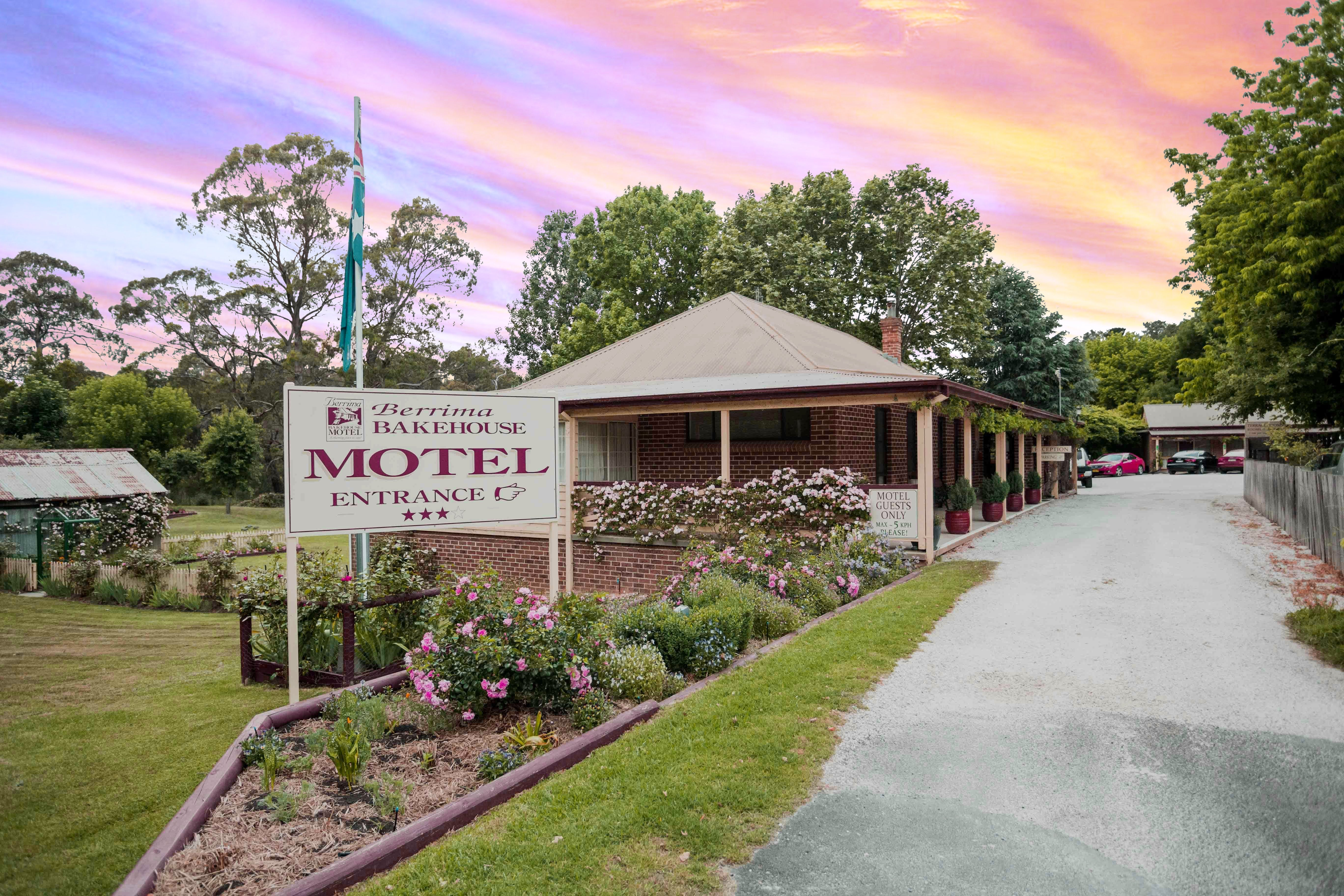 Berrima Bakehouse Motel - Townsville Tourism