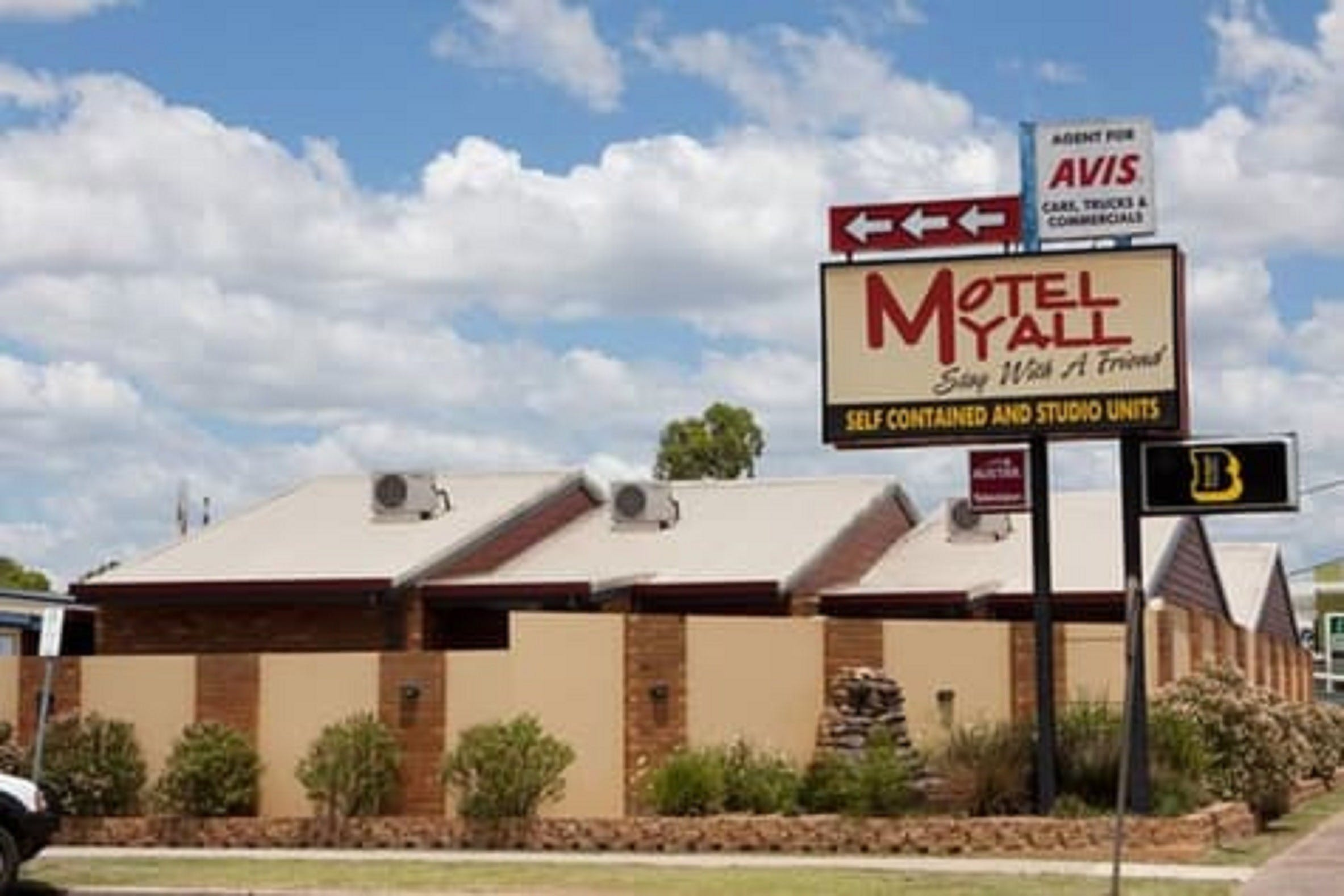 Motel Myall - Townsville Tourism