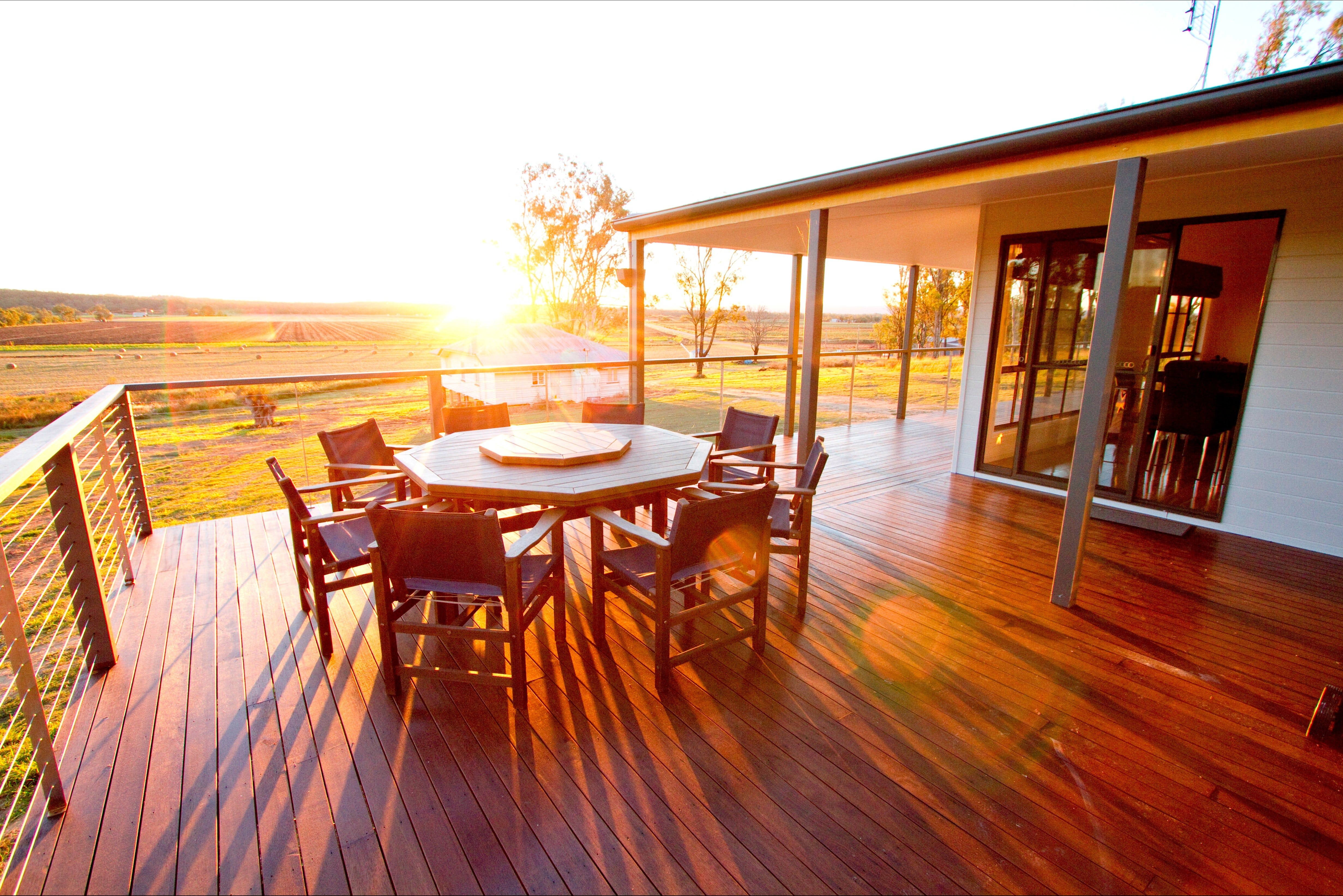 Stockton Rise Country Retreat - Townsville Tourism