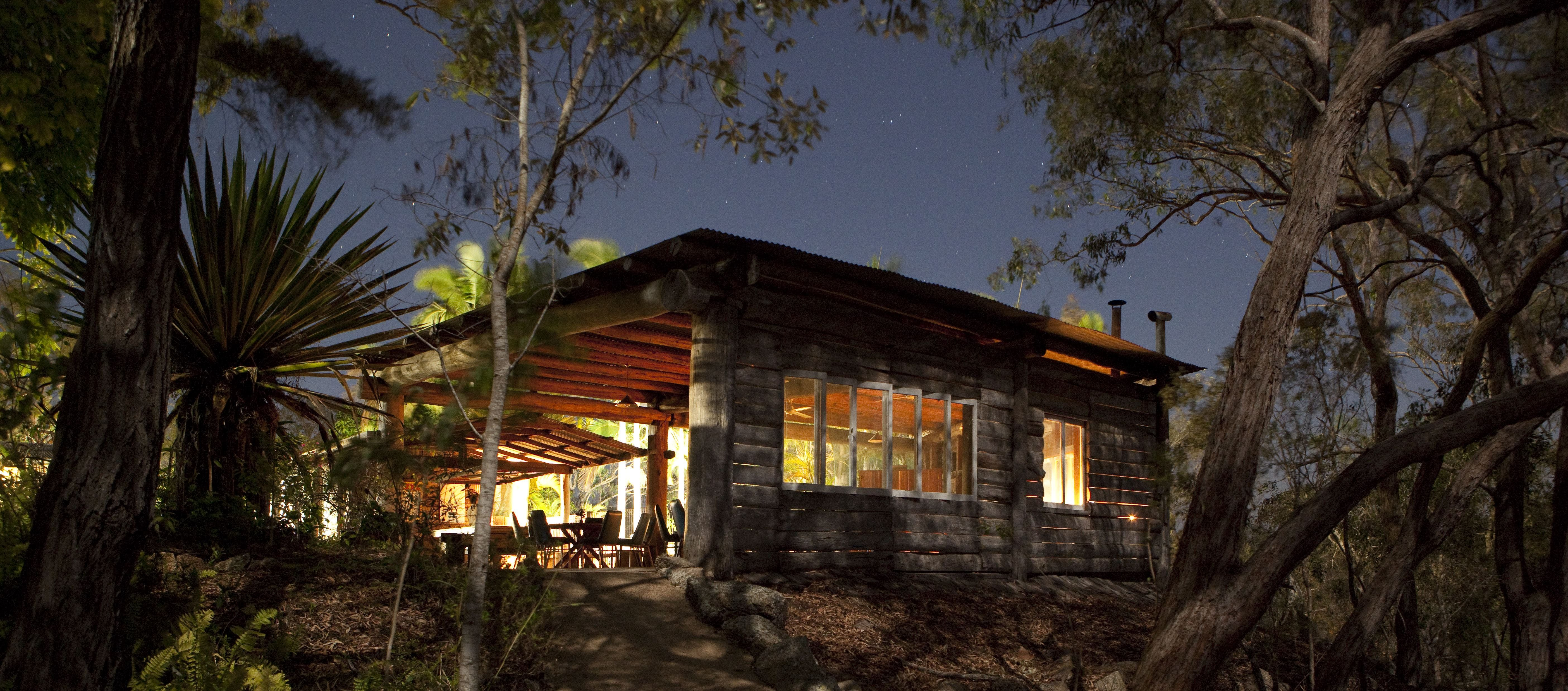 Hidden Valley Cabins - Townsville Tourism