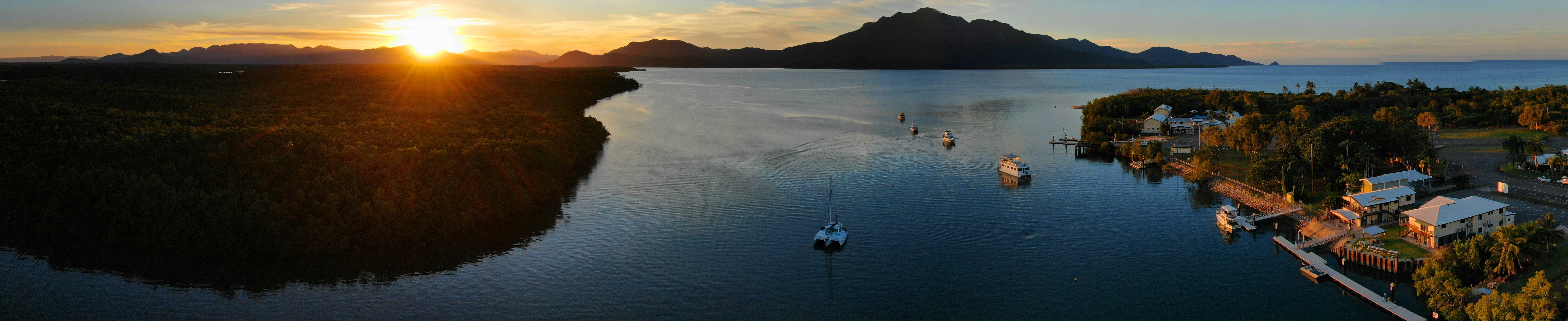 Hinchinbrook Marine Cove Resort - Townsville Tourism