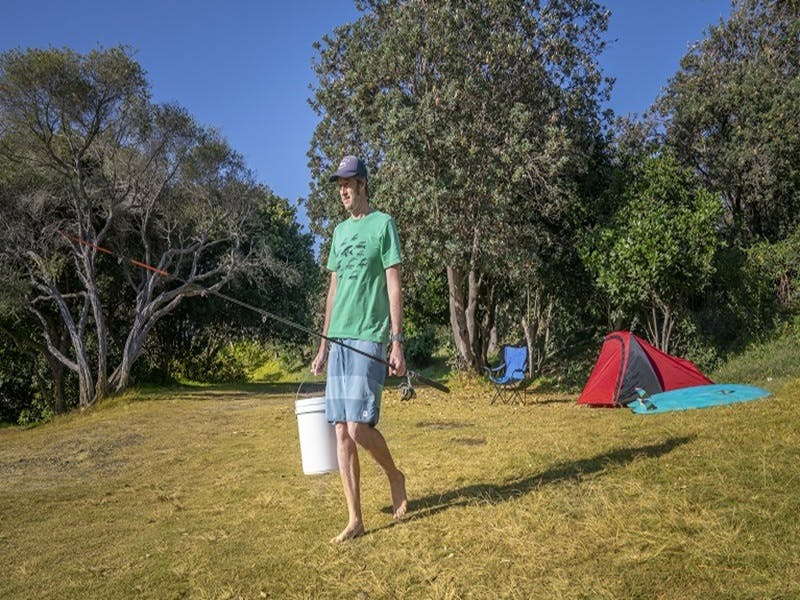 Racecourse campground - Townsville Tourism