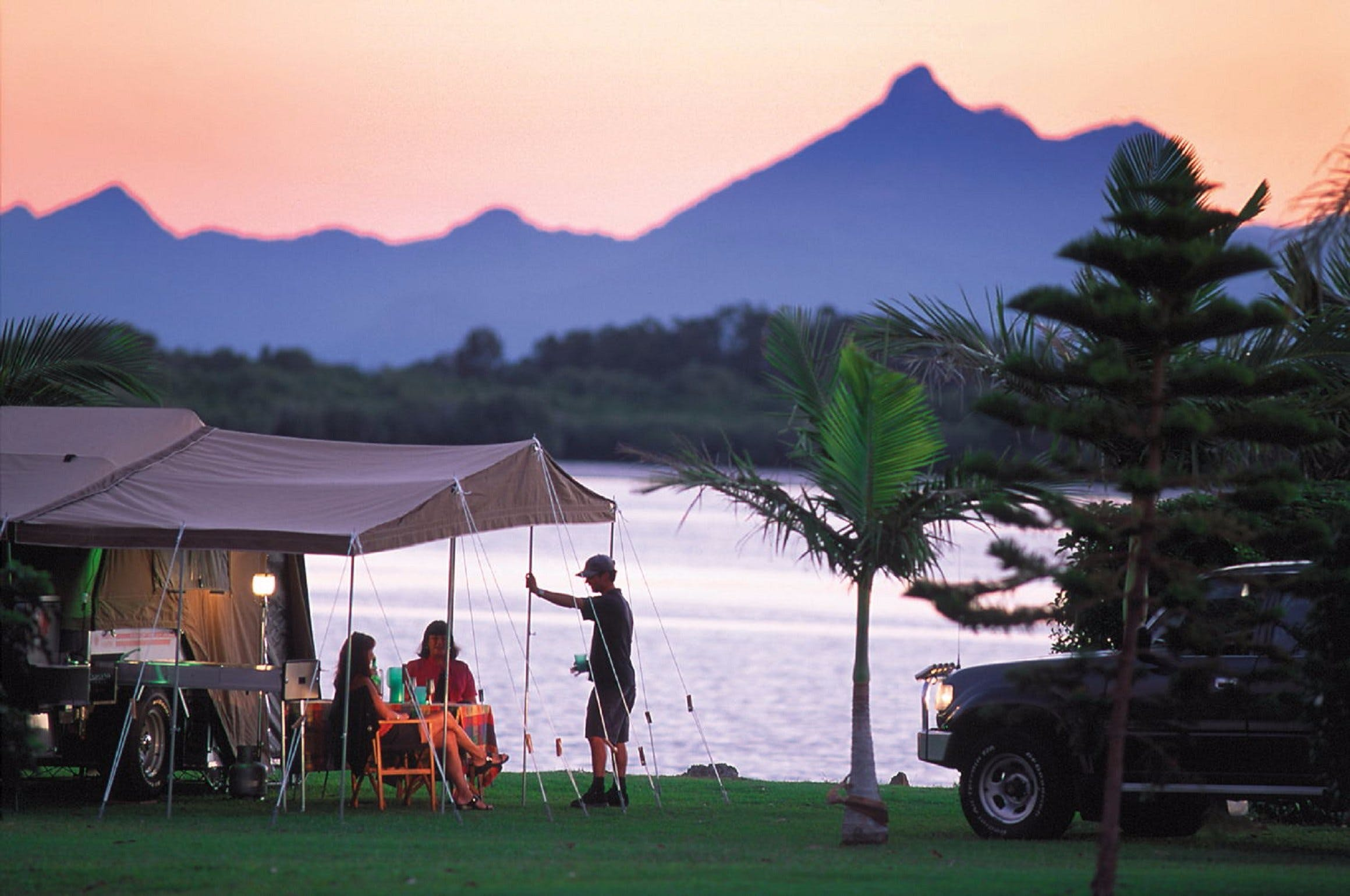 Tweed River Hacienda Holiday Park - Townsville Tourism
