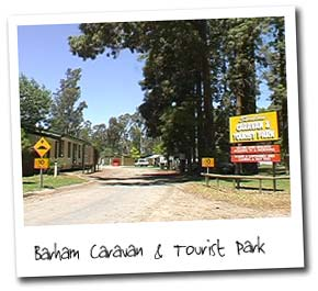 Barham Caravan And Tourist Park - Townsville Tourism