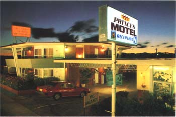 Princes Motel - Townsville Tourism