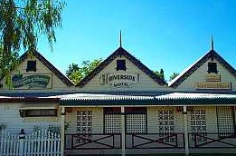 Bourke Riverside Motel - Townsville Tourism