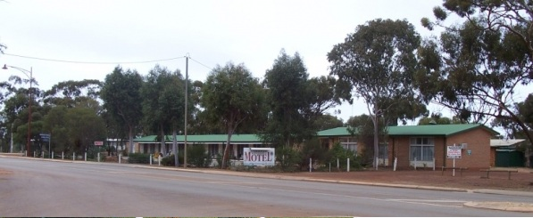 Corrigin Windmill Motel - Townsville Tourism