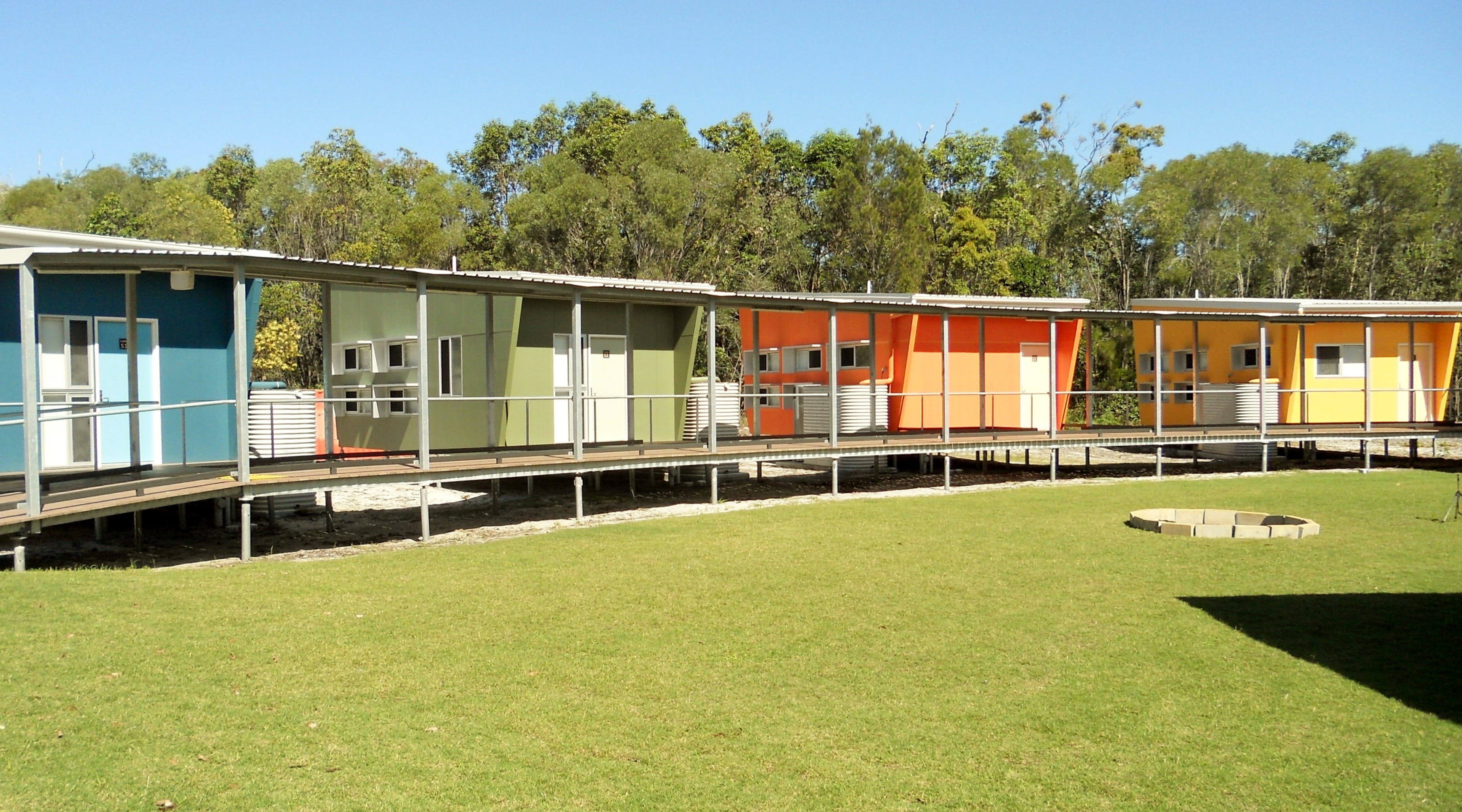 Bribie Island Retreat and Recreation Centre - Townsville Tourism