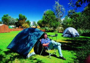 Ayers Rock Campground - Townsville Tourism