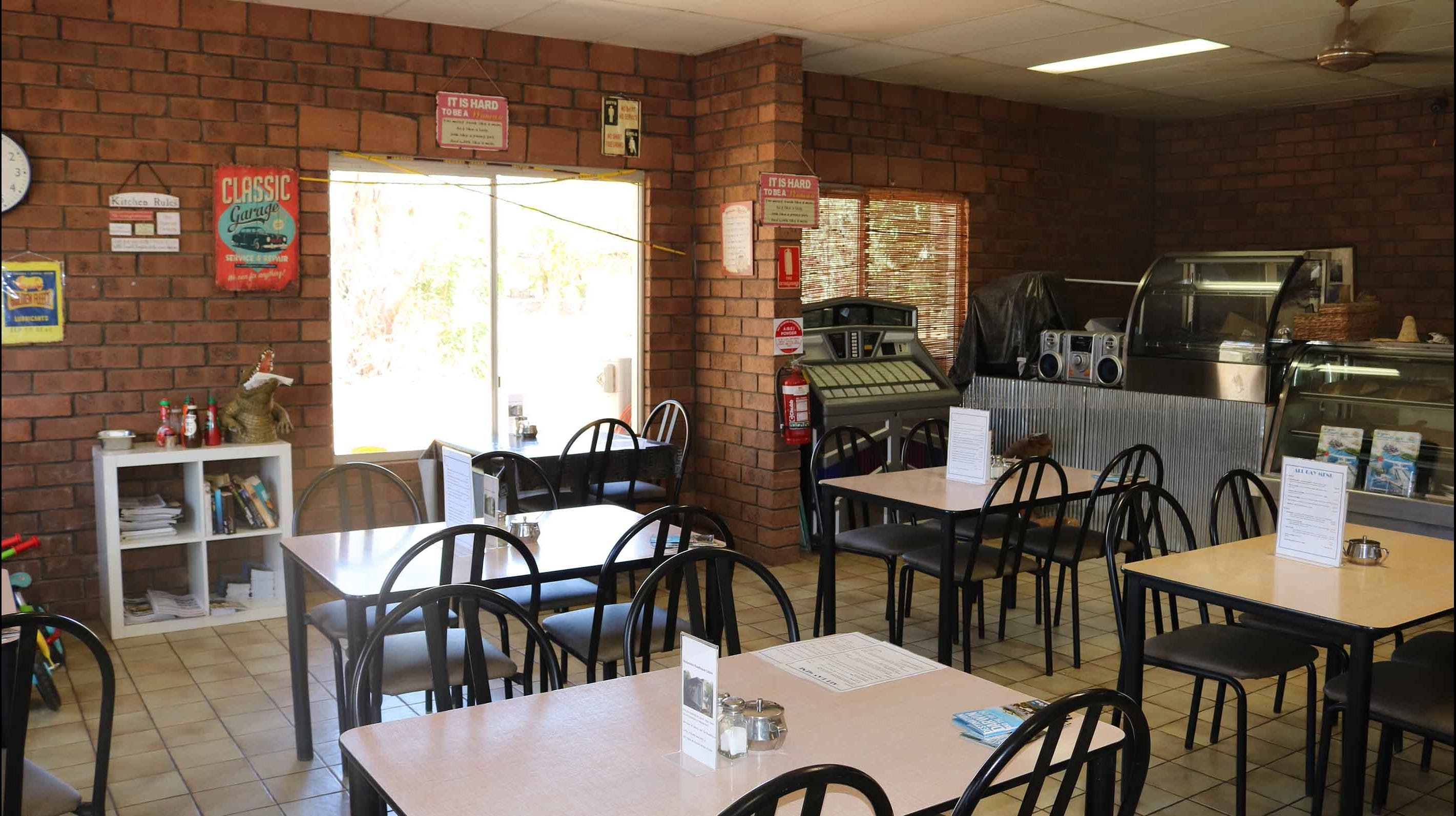 Mataranka Roadhouse and Cabins - Townsville Tourism
