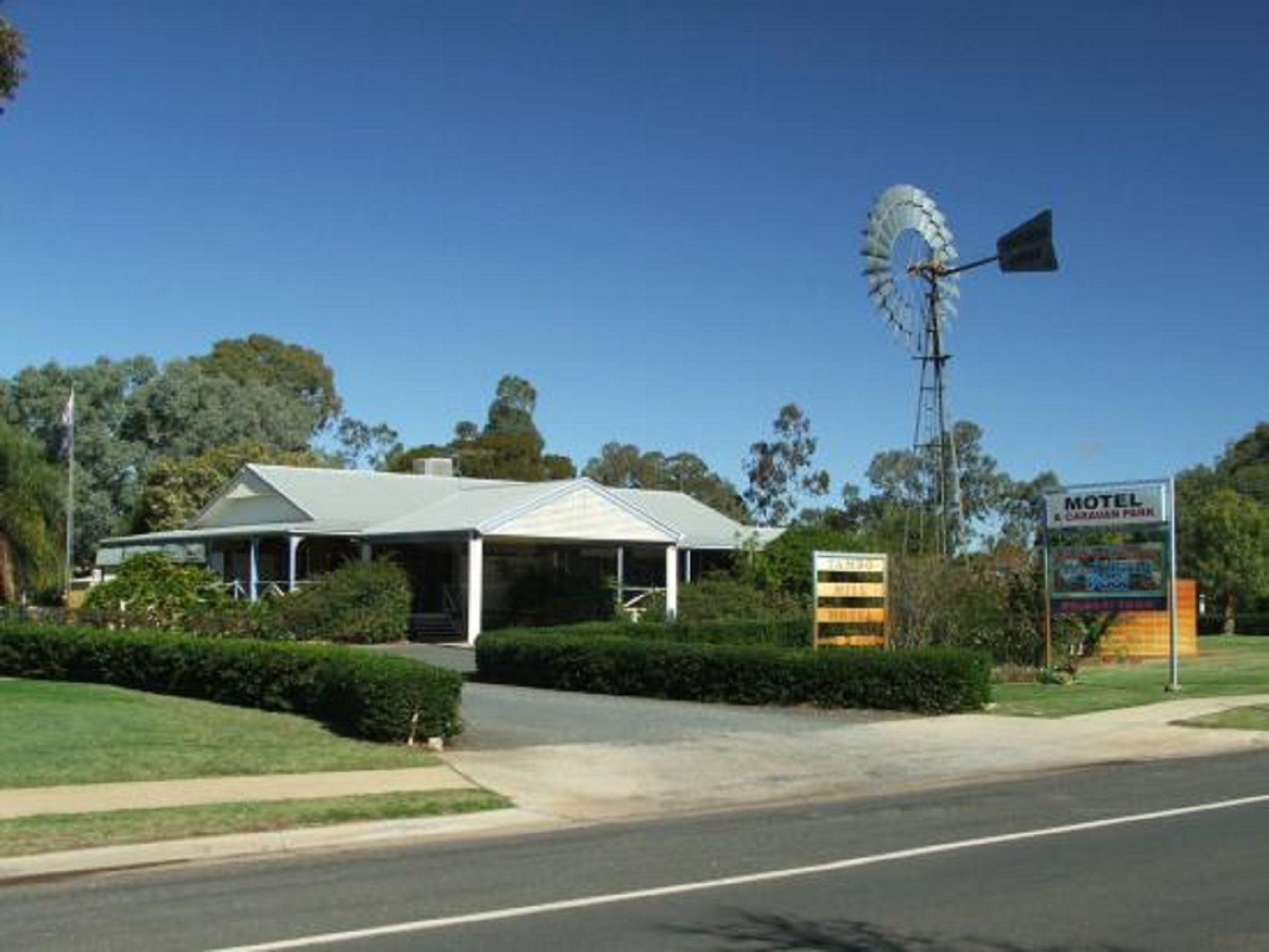 Tambo Mill Motel and Caravan Park - Townsville Tourism