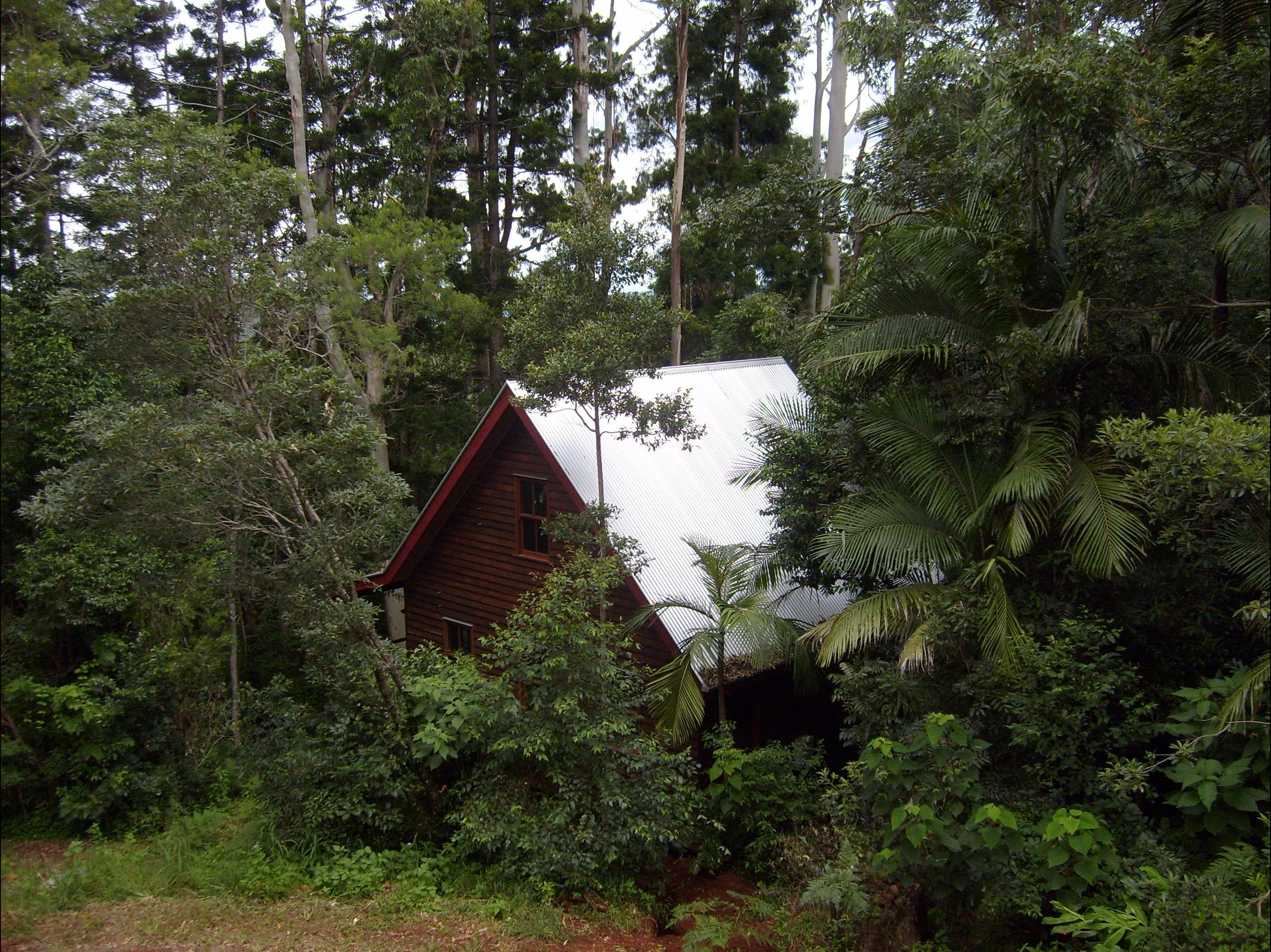 Turkeys Nest Rainforest Cottages Mt Glorious - Townsville Tourism