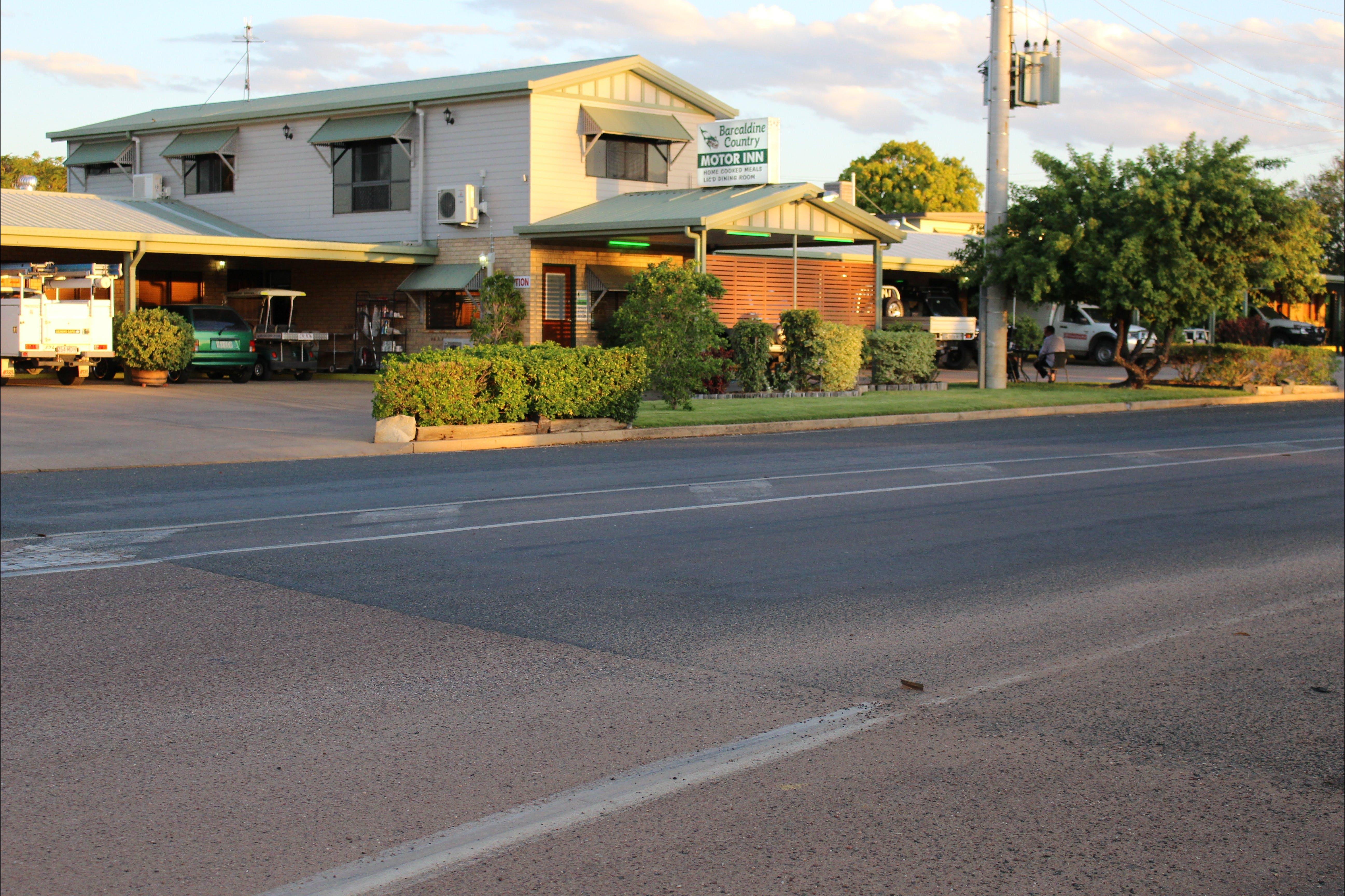 Barcaldine Country Motor Inn - Townsville Tourism