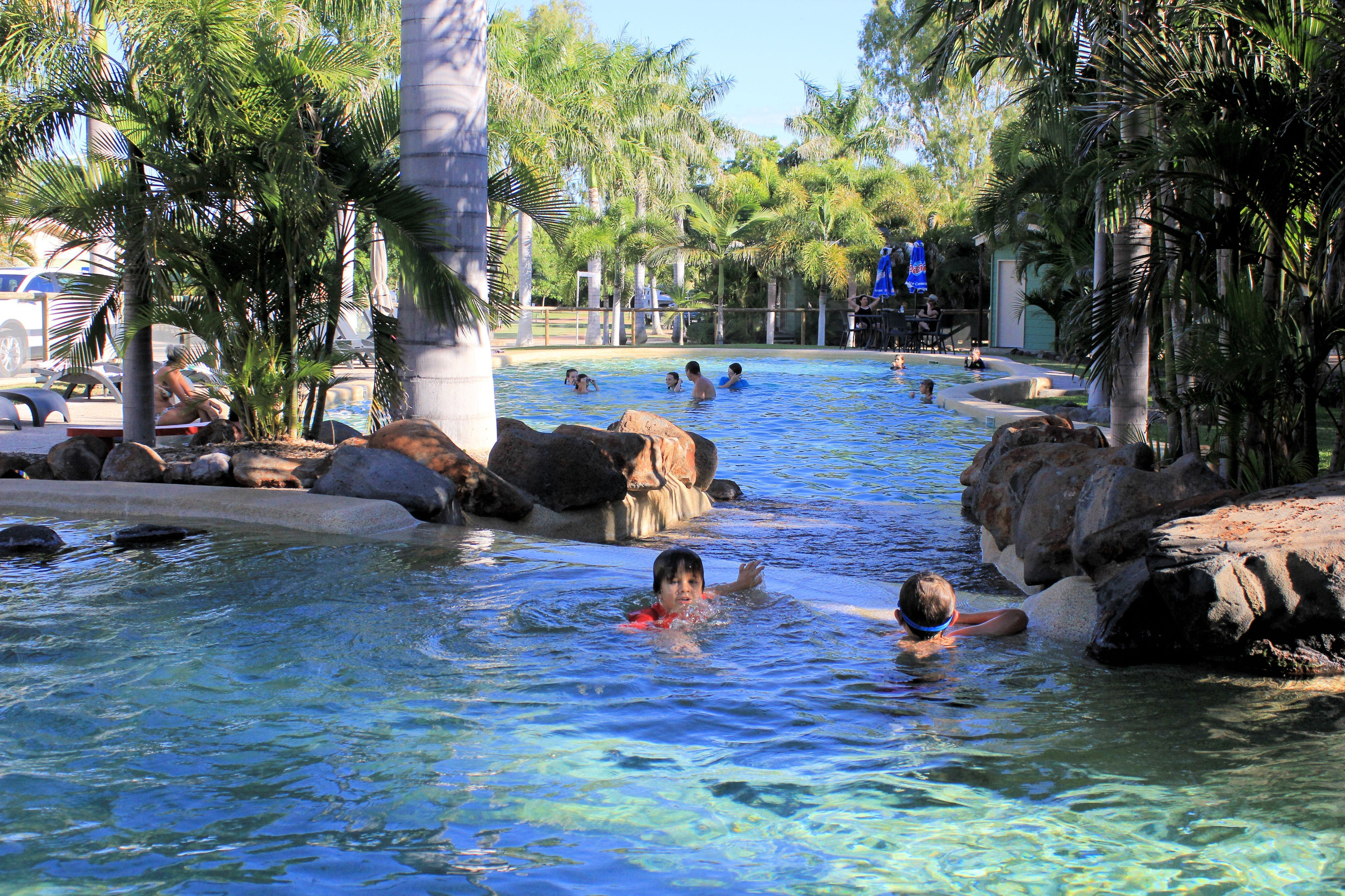 Big4 Aussie Outback Oasis Holiday Park - Townsville Tourism