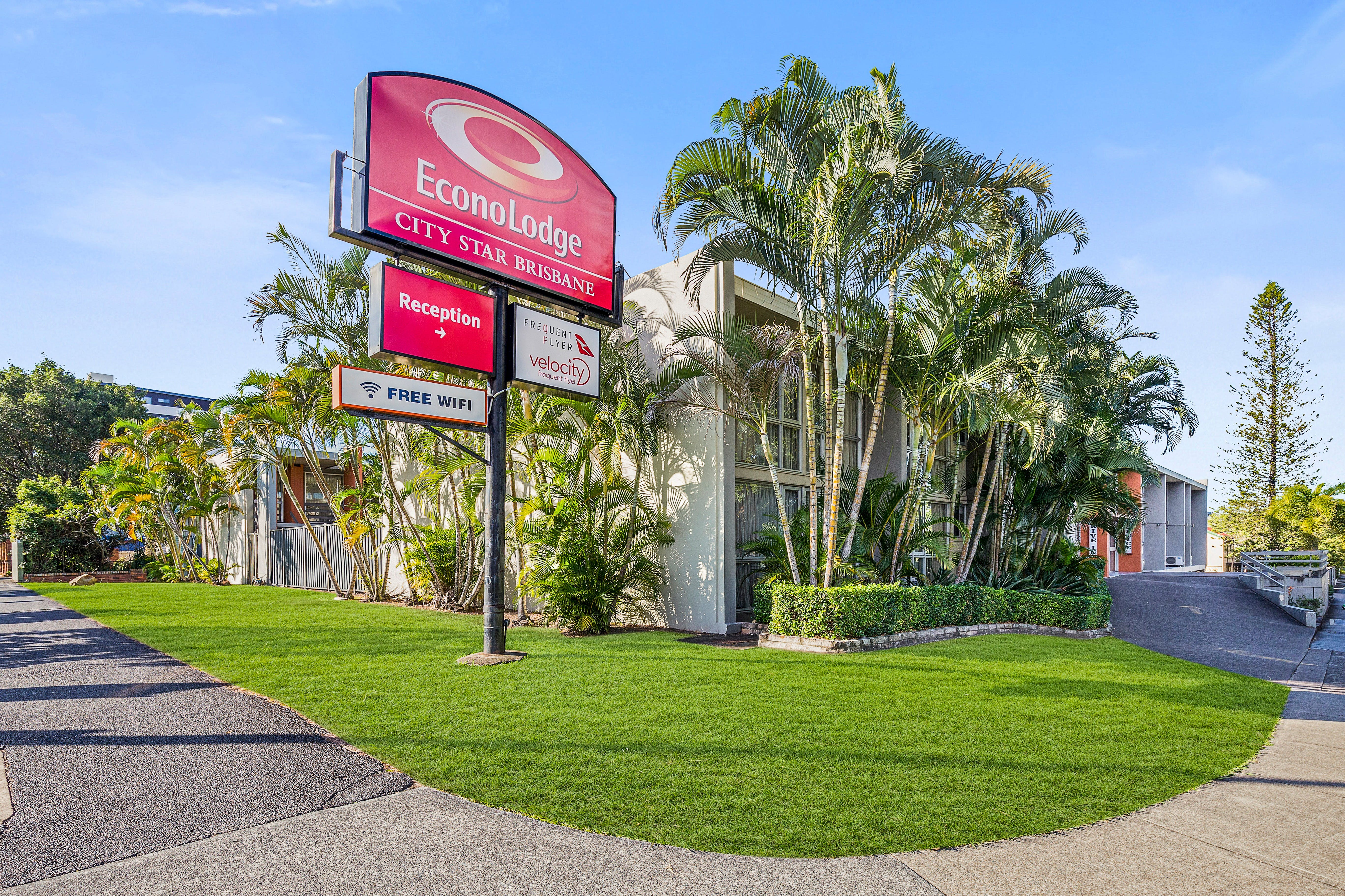 Econo Lodge City Star Brisbane - Townsville Tourism
