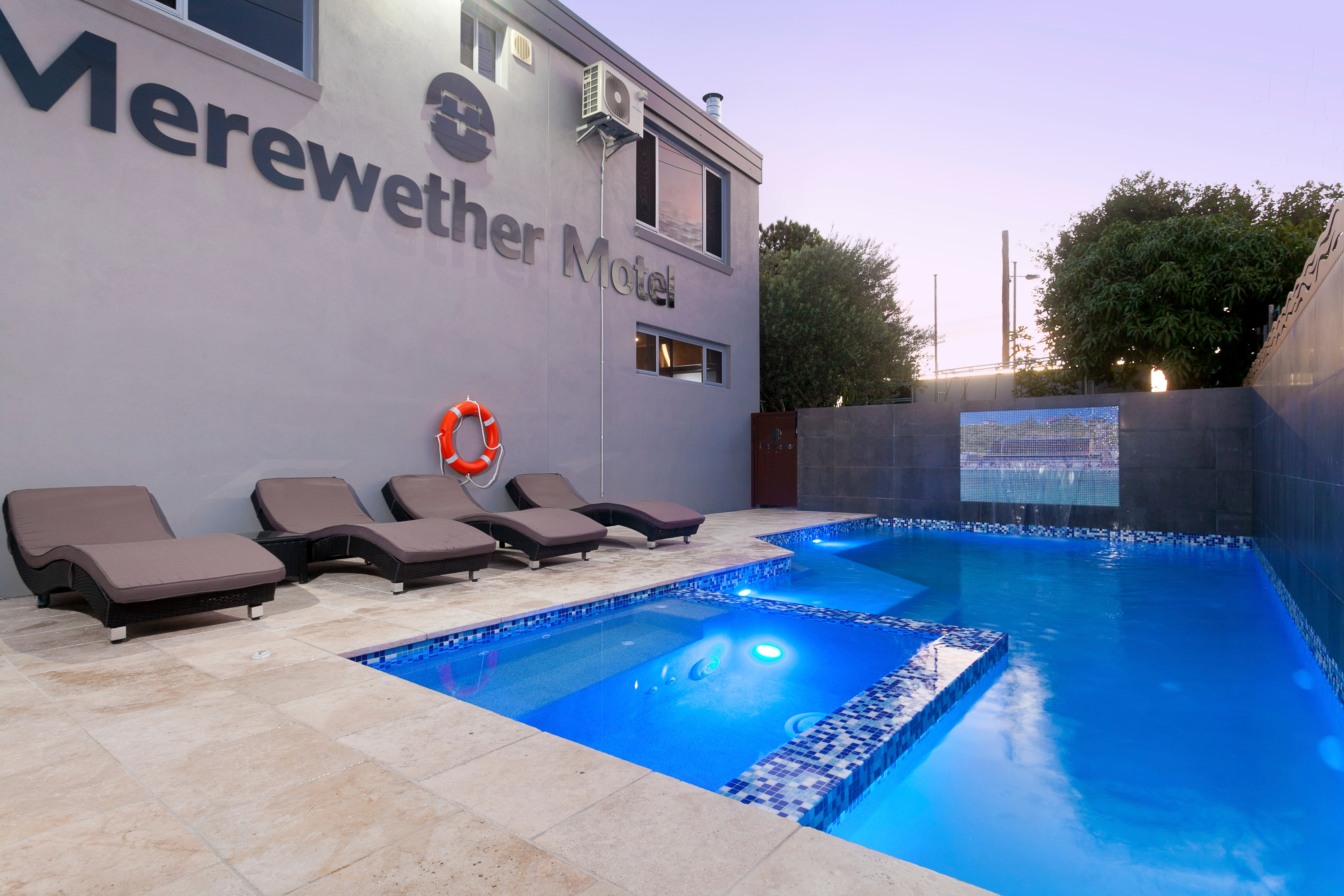 Merewether Motel - Townsville Tourism