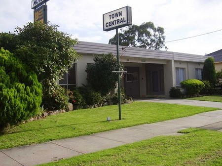 Bairnsdale Town Central Motel - Townsville Tourism
