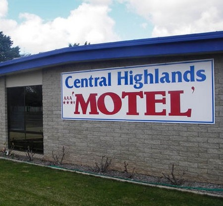 Central Highlands Motor Inn - Townsville Tourism