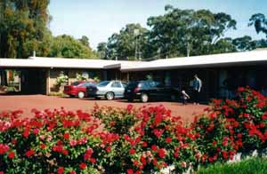 Whispering Gums Motel - Townsville Tourism