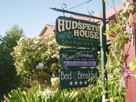 Hudspeth House Bed and Breakfast - Townsville Tourism
