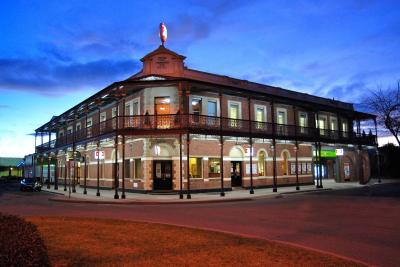 Grand Terminus Hotel - Townsville Tourism