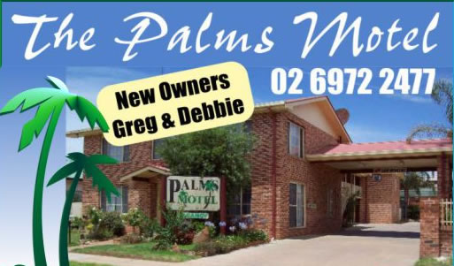 The Palms Motel - Townsville Tourism