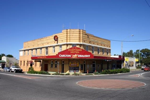 Hastings Hotel - Townsville Tourism