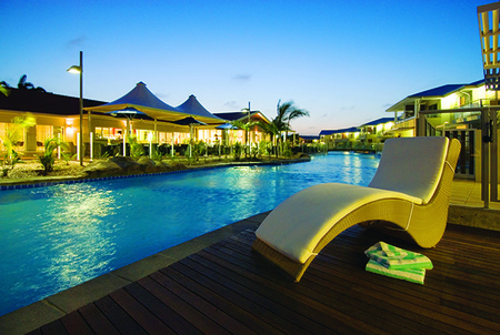 Oaks Pacific Blue Resort - Townsville Tourism
