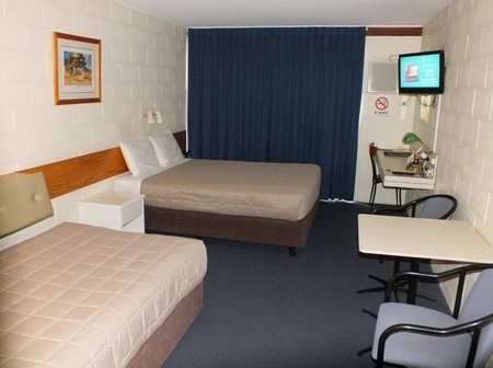Central Motel - Townsville Tourism