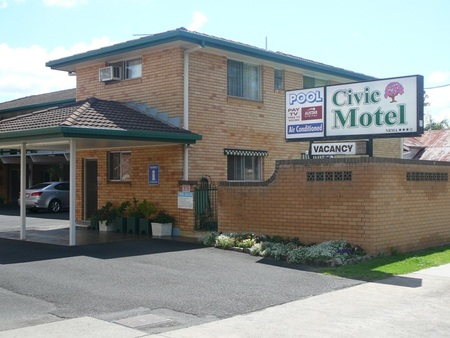 Civic Motel Grafton - Townsville Tourism