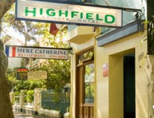 Highfield Private Hotel - Townsville Tourism
