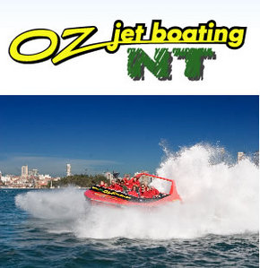 Oz Jetboating - Darwin - Townsville Tourism