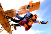 Skydive Express - Townsville Tourism
