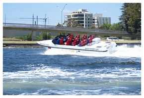 Swan Jet Adventures - Townsville Tourism