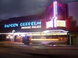 Hayden Orpheum Picture Palace - Townsville Tourism