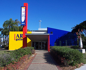 Logan Art Gallery - Townsville Tourism