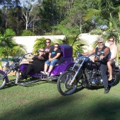 Gold Coast Motorcycle Tours - Townsville Tourism