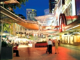 Queen Street Mall - Townsville Tourism