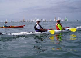 Sea Kayak Melbourne and Victoria - Townsville Tourism