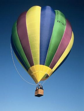 Balloon Safari - Townsville Tourism
