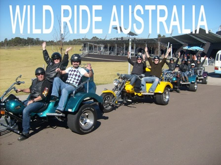 A Wild Ride - Townsville Tourism